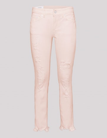 Bull cotton skinny jeans