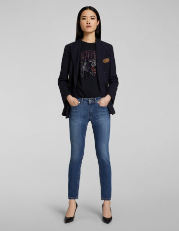 Jeans Flair Donna Dondup Dondup Jeans Donna Flair Donna Jeans Dondup Flair FK1lJc